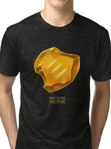 Soul of the Monk -black Tri-blend T-Shirt