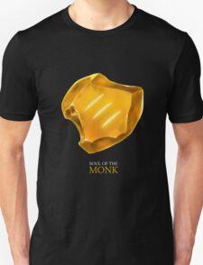 Soul of the Monk -black Unisex T-Shirt