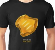 Soul of the Monk -black Unisex T-Shirt