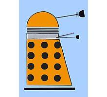 Scientist Dalek Photographic Print
