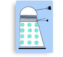 Dalek (Classic) Canvas Print