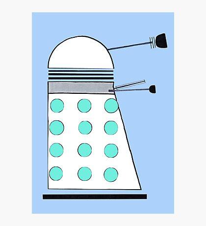 Dalek (Classic) Photographic Print