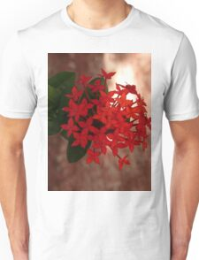 flower - flor Unisex T-Shirt