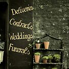 A Florist in London by Amy Lewis