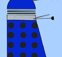 Strategist Dalek by thedaintydalek