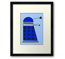 Strategist Dalek Framed Print