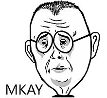 Sad Mr.Mackey Photographic Print