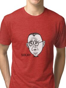Sad Mr.Mackey Tri-blend T-Shirt