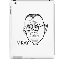 Sad Mr.Mackey iPad Case/Skin