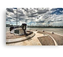 To the Sailors Canvas Print