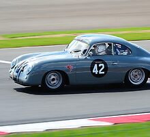 Porsche 356 pre A by Willie Jackson