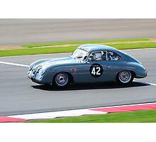 Porsche 356 pre A Photographic Print