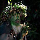 The Green Man by Matt West