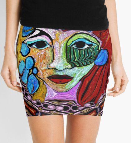 Mona in a Frame Mini Skirt