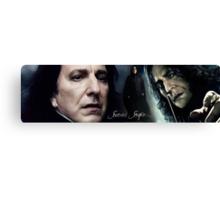 Severus Snape Canvas Print