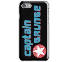 Captain Grunge MUSIC iPhone Case/Skin