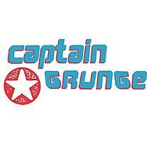 Captain Grunge MUSIC Photographic Print