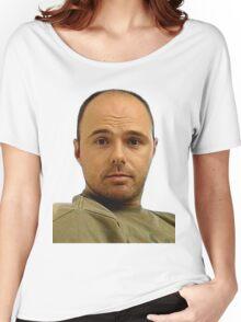 Local Boy Karl Pilkington Women's Relaxed Fit T-Shirt