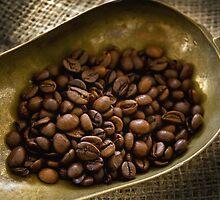 Coffee Beans by Steve Woods
