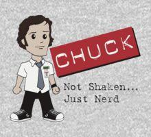 Chuck - Just Nerd by rexraygun
