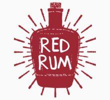 Redrum Bottle Baby Tee