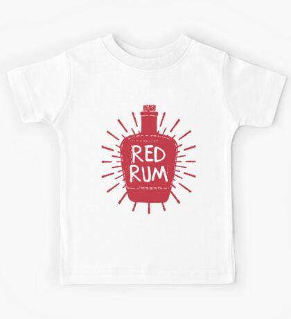 Redrum Bottle Kids Tee