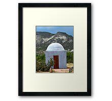 Humble Abode Framed Print