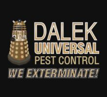 Dalek Universal Pest Control