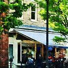 Cafe Albany NY by Susan Savad