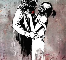 Diver - Banksy by oasisak