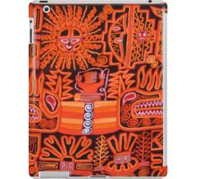 Etno design 2 iPad Case/Skin