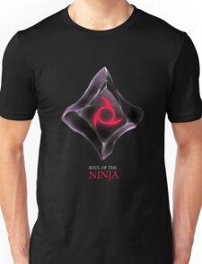 Soul of the Ninja -black Unisex T-Shirt