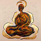 buddha nature. by losangmonlam
