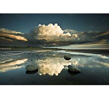 Summer Clouds Photographic Print