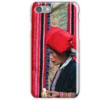 Blanket. iPhone Case/Skin