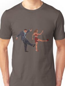 I'll never tell typography Unisex T-Shirt