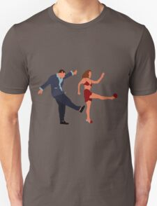 I'll never tell Unisex T-Shirt