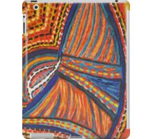 Etno design 1 iPad Case/Skin