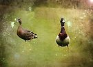 Mystical Mallards by Carol Bleasdale