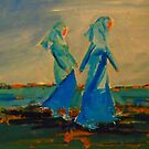The long walk to freedom by Margaret Morgan (Watkins)