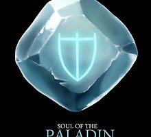 Soul of the Paladin -black by nipuni