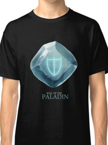 Soul of the Paladin -black Classic T-Shirt