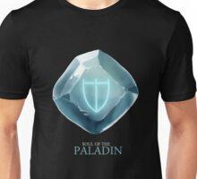 Soul of the Paladin -black Unisex T-Shirt