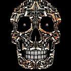 Skull Of Guns (Without title) by Carlos Aledo Sánchez