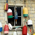 Buoys by Tom Allen