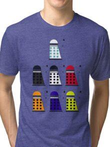The Daleks Tri-blend T-Shirt