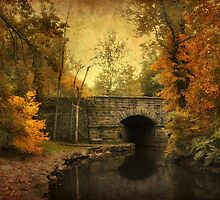 Bridge to Autumn by Jessica Jenney