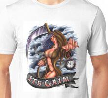 It's Grim (Sexy Reaper) Unisex T-Shirt