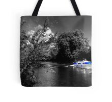 Messin about on the river Tote Bag