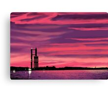 Launchpad Canvas Print